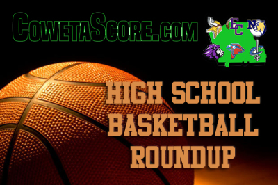 HS BASKETBALL ROUNDUP: Trio of boys victories include efforts in region play by Hawks, Lions