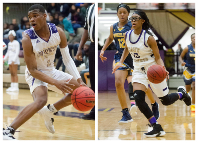 Fermandez Jones and Amya Walker led a pair of 80-point performances from ECHS teams against Wheeler.