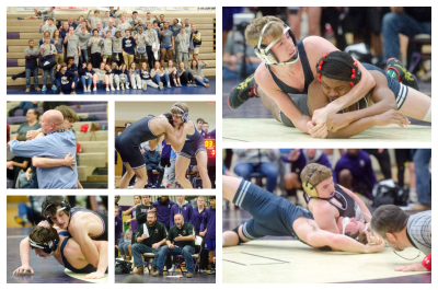 Newnan and East Coweta placed 1st and 2nd respectively at the Area 2-7A Duals.
