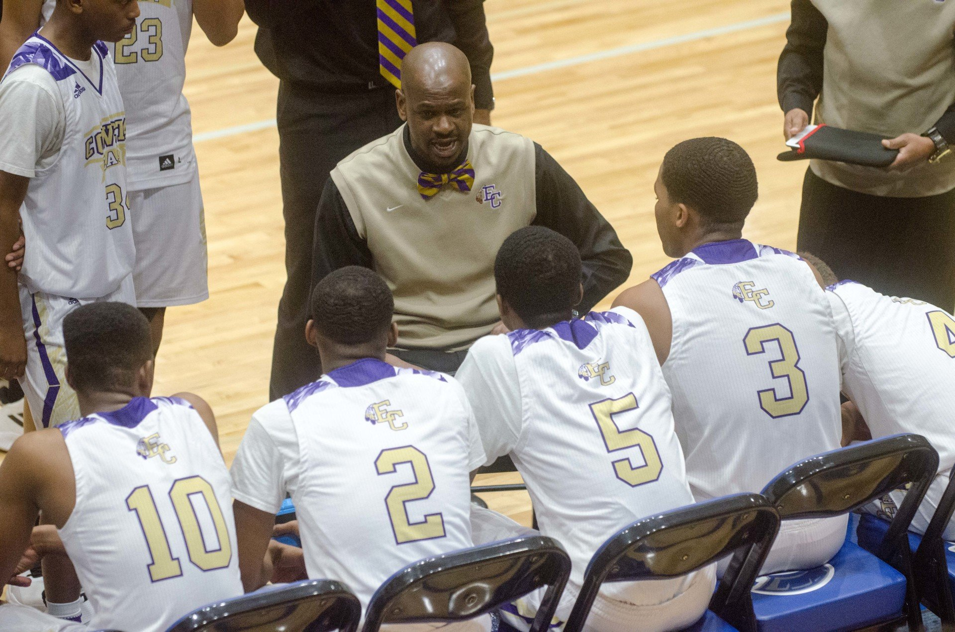 East Coweta's boys face undefeated No. 1 state-ranked McEachern in the first round.