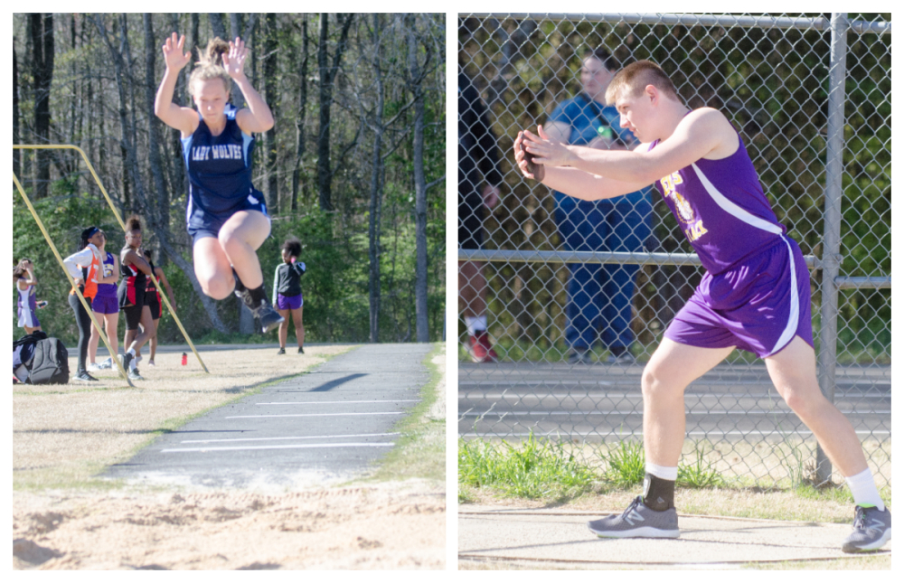 Lee's girls and East Coweta's boys earned titles at the 2019 CCMSAL Track Championships
