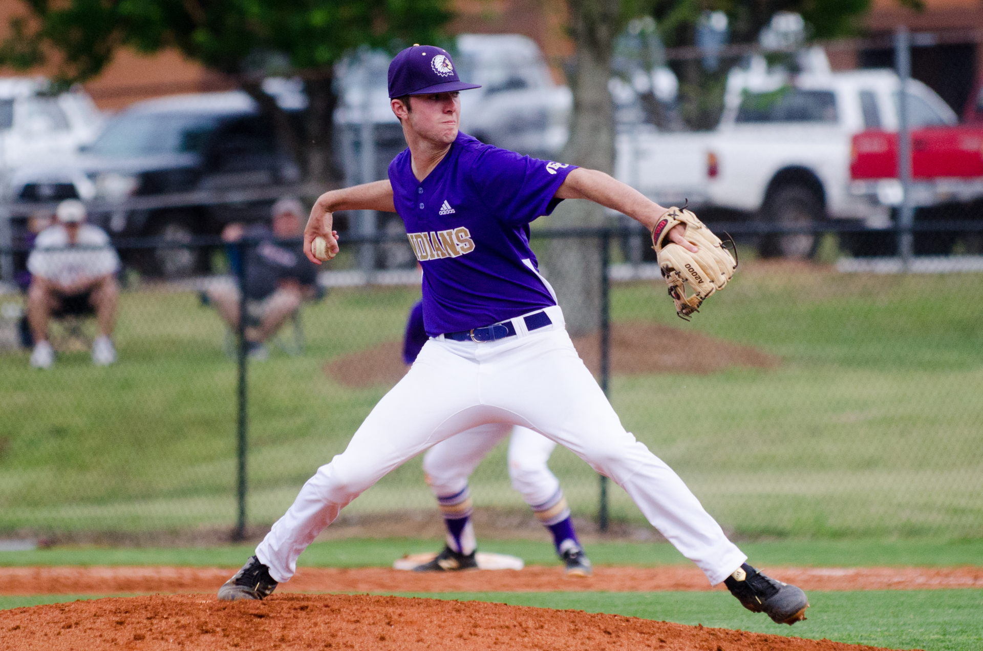 J.J. Freed picked up the decision on the mound for East Coweta in a 10-4 victory over Westlake.
